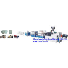 CE/SGS/ISO9001 Wood Plastic Extrusion Line (LS200)