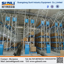 China Supplier Automated 3-dimensional Warehouse shelf