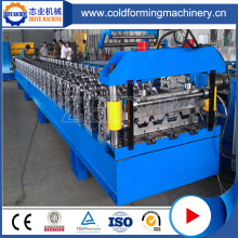 High Efficiency Zinc Galvanized Roof Forming Machine
