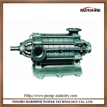 horizontale mehrstufige Pumpe