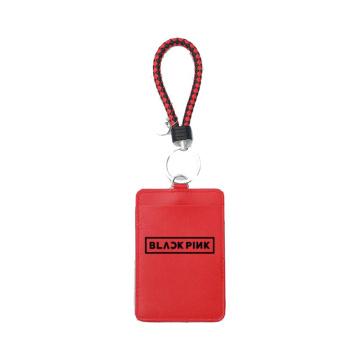 Conjunto de etiqueta de equipaje de titular de tarjeta de crédito de pasaporte de bloqueo de cuero de PU