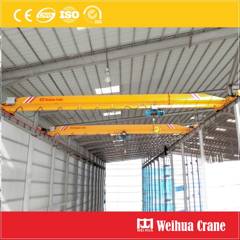 Single-Girder-Overhead-Cranes