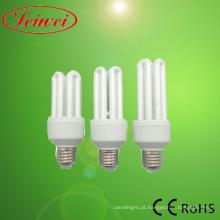 Lâmpada de poupança de energia de 3u de T4