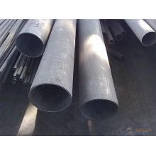 Thin Wall Seamless Alloy Steel Tubes Bevel End Jis G3462 For Boiler