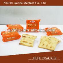 Biscoito de carne e nome dos biscoitos