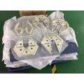 CNC Usinagem de peças feitas de liga de alumínio para equipamentos de comunicação
