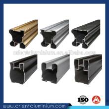 Profil de garde-robe en aluminium 6063