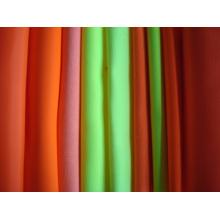 Tissu de vêtements de protection couleur haute visibilité
