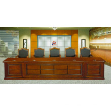office furniture counter table wood modern office conference table branch