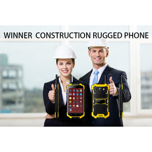 TELEPHONE RUGGED DE CONSTRUCTION