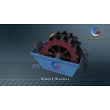High Quality Bucket Wash Sand Washing Machine Wheel Sand Washing Machine