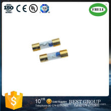 3.6X10 5X20 6X30 10X38 Glass Ceramic Tube Fuse