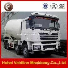 Shacman F3000 Cab 8X4 15cbm Concrete Mixer Truck