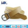 Basic Style Single Pin Buckles Ladies Wide PU Belts