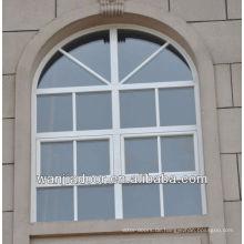 foshan Preis des französischen Bogenaluminiumfensters