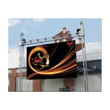 Display a led per uso esterno P5.95 500 * 1000
