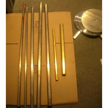 Hexagonal Brass Bar, Brass Steel Bar, Brass Rods