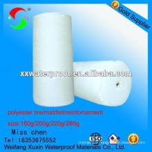Le vinyle renforcé de polyester le plus professionnel pour la membrane imperméable à l'eau de sbs app