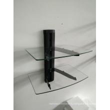 Поддержка стекла DVD / Черная трубка с прозрачным стеклом
