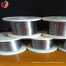 Vente chaude Nitinol Titanium Fil Produits 3mm Prix