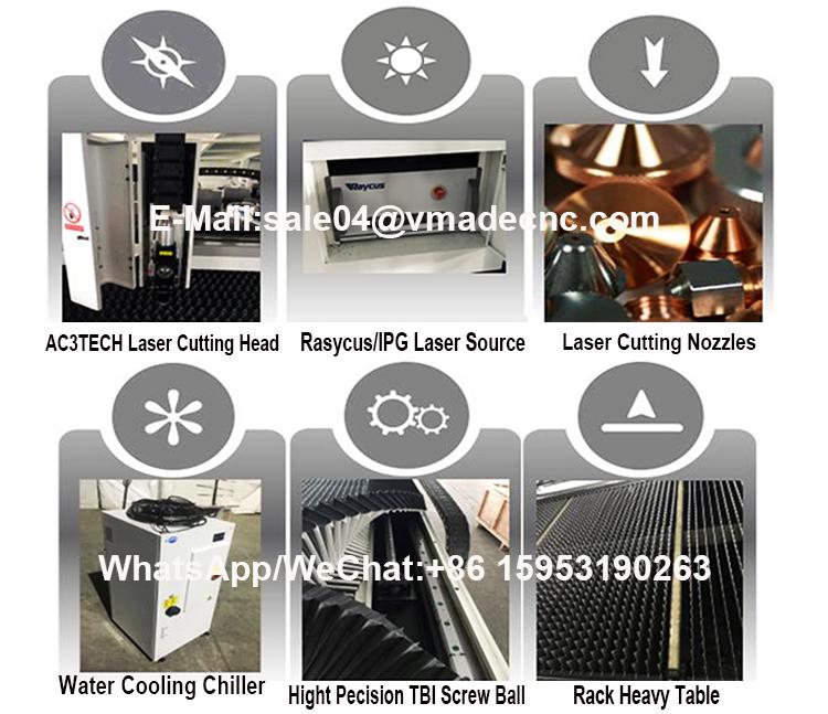 1325L Fiber Laser Cutting Machine-2