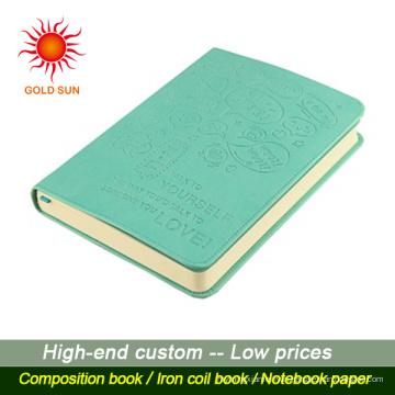 2015 Classical Design Customized Note Book Set