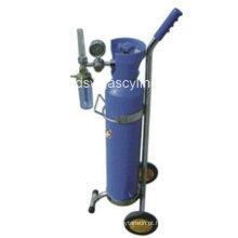 Cilindro de gás de oxigênio 5L médico