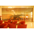 Automatic Telescopic Sliding Doors for Conference Rooms