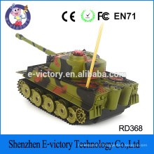 Newest RC Battle Tank with Infrared Fighting RC Tank