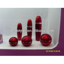 80ml ball shape acrylic bottle