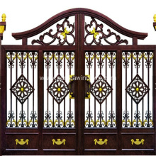 Aluminum Ornamental Garden Gates Design