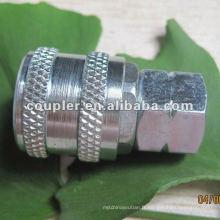 Accouplement à déconnexion rapide en acier de type ARO pneumatique pour outil pneumatique