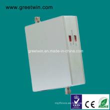 17dBm impulsor móvil de la venda dual de 800MHz 1900MHz para el sótano (GW-17A-CP)
