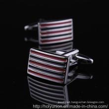 New Designer Stripe Cufflinks French Shirts Cuff-Links