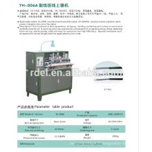 La prise précise élevée insère la machine à sertir de terminal de machine