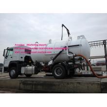 Camion poubelle Sinotruk 4x2 8M3