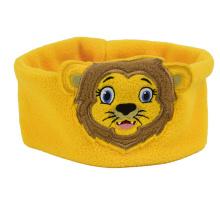 Auscultadores com fio estéreo confortáveis para dormir Crianças Lion