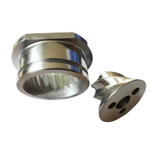 Latest cheap price and high quality Coffee machine accessories 44 mm coffee burr CNC machining parts