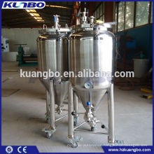 50 L mobile type beer fermenter for home brewery