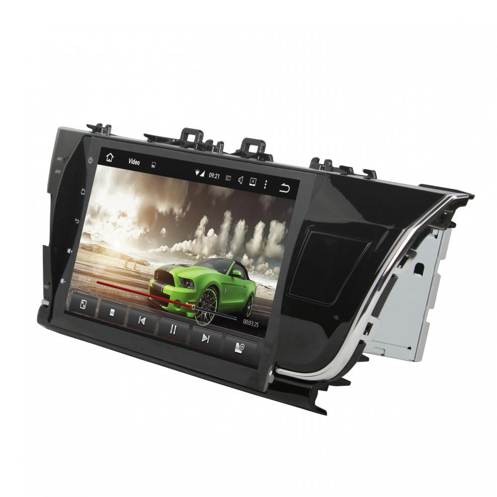 TOYOTA Corolla 10.1 inch deckless car DVD