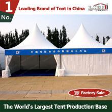 Tente de belvédère bon marché, tente de canopée de jardin, tentes extérieures de pagoda