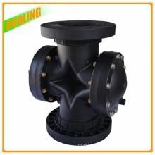 Válvula Solenóide Válvula de Fluxo Liquild Válvula de Controle Elétrica