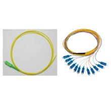 Optical Fiber Pigtail (0.9/2.0/3.0mm, SM/MM, SC/FC/LC, APC/UPC)
