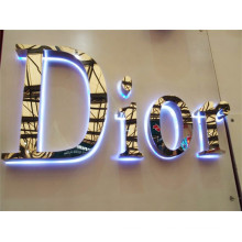 Outdoor Waterproof LED Channel Letter Signs