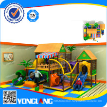 Indoor Playground of Slide and Ball Pool Game