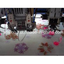 Mix Croding Maschine und Pailletten Stickmaschine