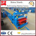 Double Glazing Roof Galvanized Sheet Metal Roll Forming Machine