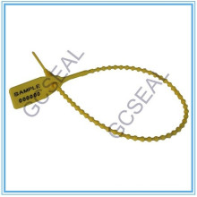 Selo de segurança de carga de plástico resistente de GC-P002