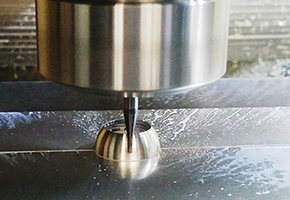 cnc machining steel parts