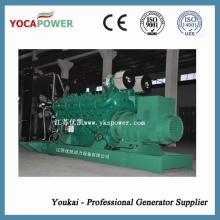 Дизельный генератор мощностью 1500 кВт с 12 цилиндрами